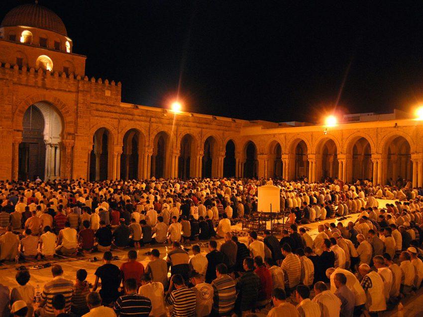 7 Times of Prayer during Ramadan