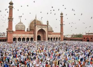 Eid-al-Fitr around the world