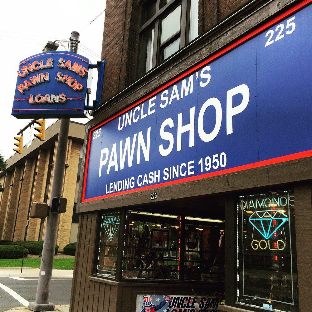 pawn shope